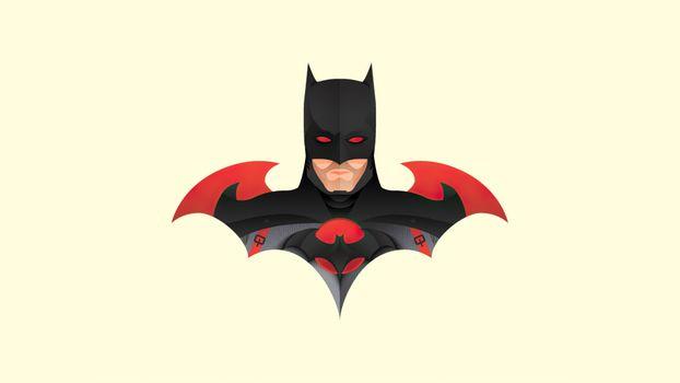 Заставки бэтмен, супергерои, произведение искусства