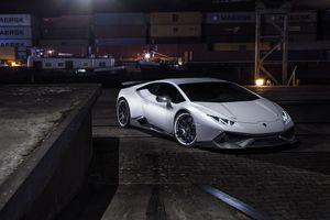 Фото бесплатно Lamborghini Huracan, Lamborghini, Novitec