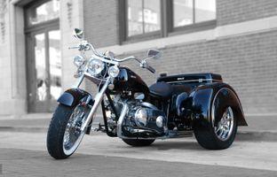 Фото бесплатно мотоцикл, крейсер, колесо