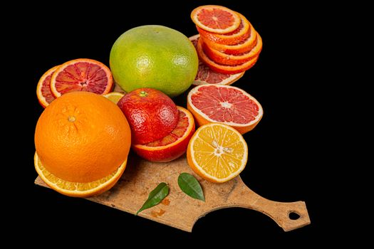 Photo free food, lime, grapefruit