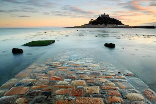 Фото бесплатно дорога, камни, серфинг