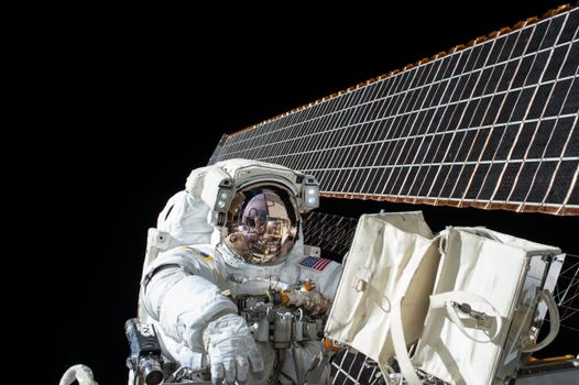 Фото бесплатно человек, космос, америка