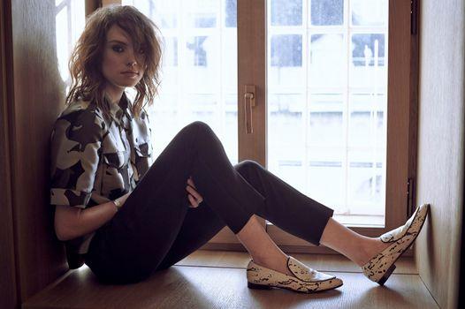 Photo free celebrities, short hair, Daisy Ridley