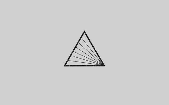 Фото бесплатно минимализм, формы, треугольник