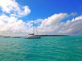 Бесплатные фото море,яхта,лодки,остров