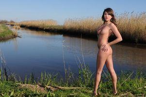 Бесплатные фото Shyla Jennings,модель,красотка,голая,голая девушка,обнаженная девушка,позы