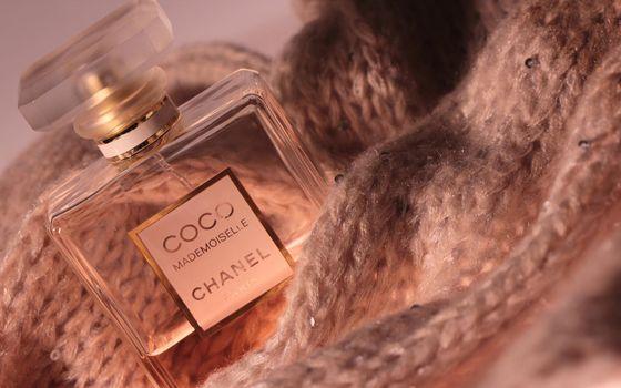 Фото бесплатно CHANEL, духи, perfumes
