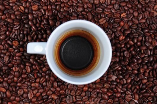 Photo free coffee milk, coffee Cup, drink