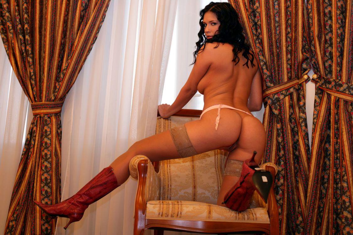 Фото бесплатно Veronica A, модель, красотка, голая, голая девушка, обнаженная девушка, позы - на рабочий стол
