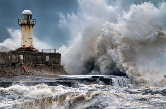 Photo free nature, England, beacons