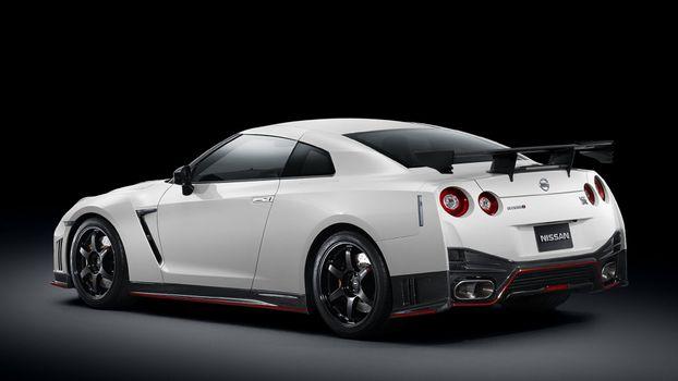 Photo free Nissan GT R, auto design, cars
