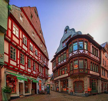 Photo free cities, Germany, street