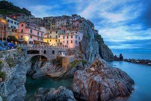 Фото бесплатно Манарола, Чинкве-Терре, Италия