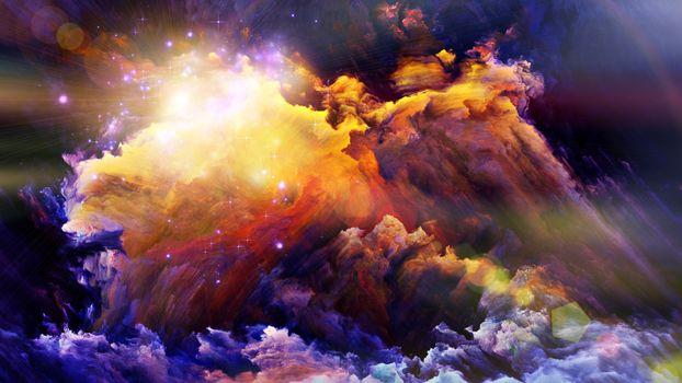 Заставки пространство, звезды, абстракция