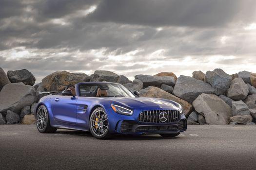 Фото бесплатно автомобили, Mercedes Amg Gtr, автомобили 2020 Mercedes