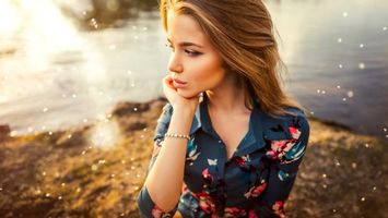 Фото бесплатно александра данилова, модель, мило