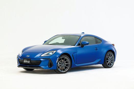 Photo free automobiles, Subaru, blue