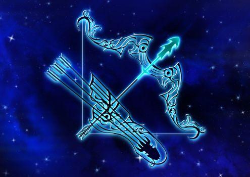 Photo free Sagittarius, zodiac sign, horoscope