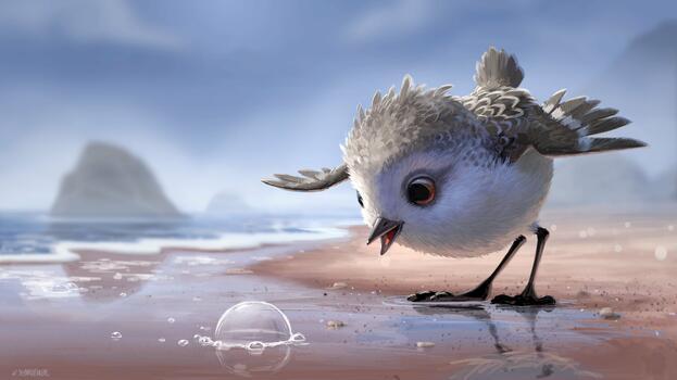Photo free piper, pixar, movies