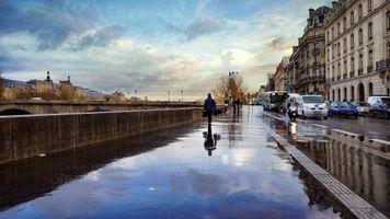 Фото бесплатно вода, архитектура, дорога