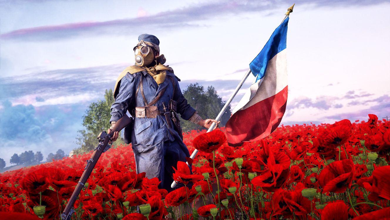 Обои игры Battlefield 1, 2016, компьютерных игр картинки на телефон