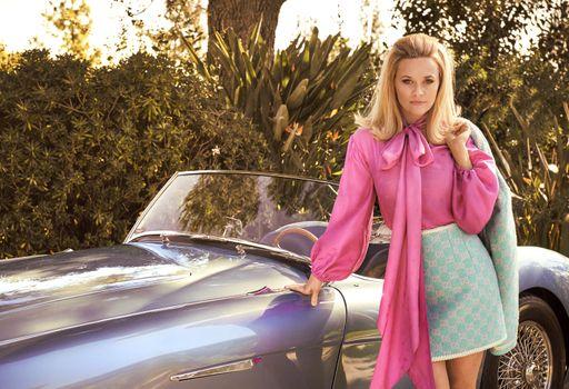 Фото бесплатно знаменитость, девушки, Reese Witherspoon