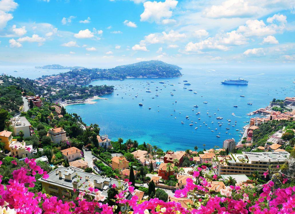 Фото бесплатно море, город, яхты, город