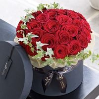 Photo free bouquet, red roses, flowers