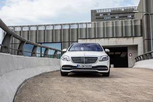 Бесплатные фото Mercedes-Benz S-Klasse S 560,машина,автомобиль