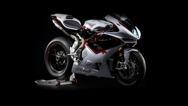 Photo free MV Agusta, motorcycles, black background