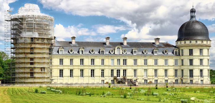 Фото бесплатно города, Франция, замки