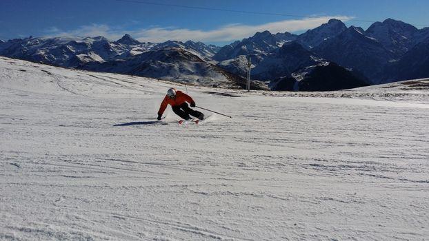 Photo free snow, outdoor recreation, mountains