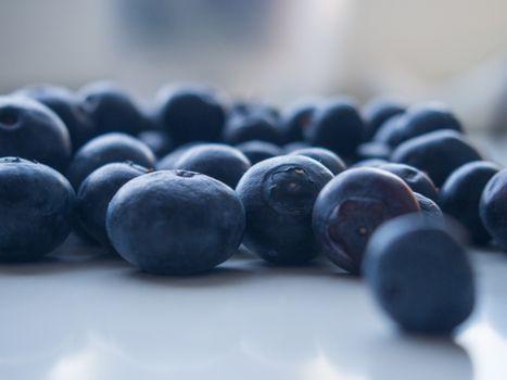 Фото бесплатно черника, макро, фрукты