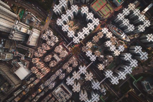 Фото бесплатно здания, апартаменты, вид сверху
