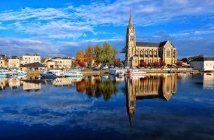 Фото бесплатно Sarthe, Сарта, France