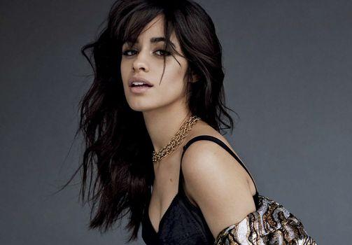 Screensaver Camila Cableo, music, celebrities