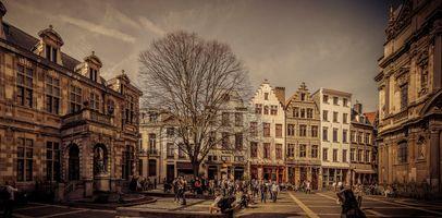 Photo free cities, Belgium, street