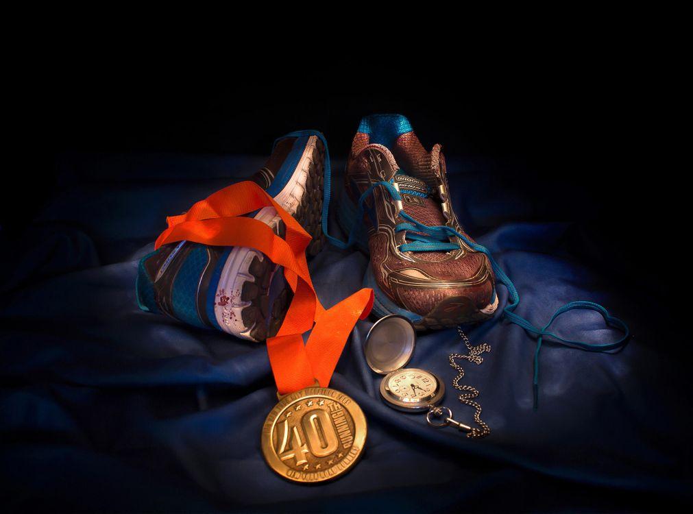 Фото бесплатно обувь, часы, фон - на рабочий стол