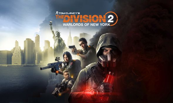Photo free 2020 games, games, Tom Clancys The Division 2