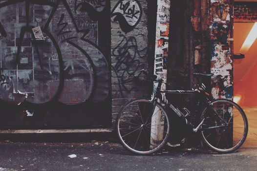 Фото бесплатно велосипед, байк, городской