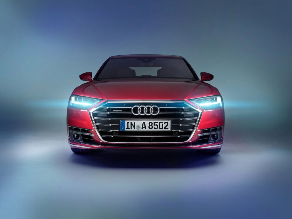 Photo Audi A8 Audi 2018 cars - free pictures on Fonwall