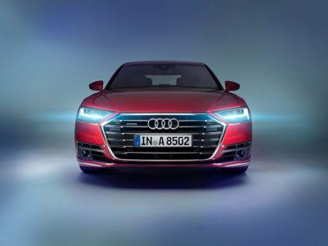Photo free Audi A8, Audi, 2018 cars