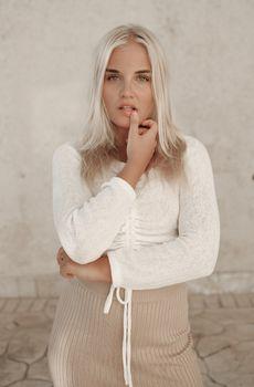 Фото бесплатно блондинка, красивая, симпатичная