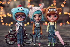 Фото бесплатно кукла, куклы, игрушки