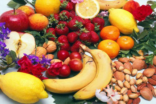 Бесплатные фото цвет,естественный,свежий,красочный,рыжих,сочный,здоровый,натуральные продукты,фрукты,овощной,пища,производить