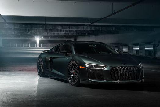 Photo free cars, 2018 cars, Audi R8