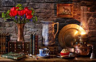 Photo free food, flower, tulip