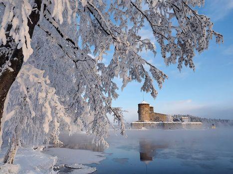 Заставки St Olafs Castle, Savonlinna, Finland