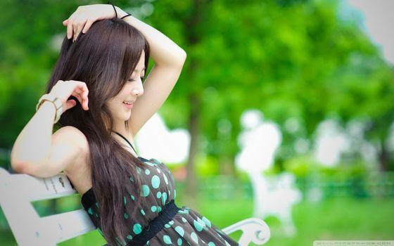 Photo free Mikako Zhang Kaijie, photo shoot, portrait photography
