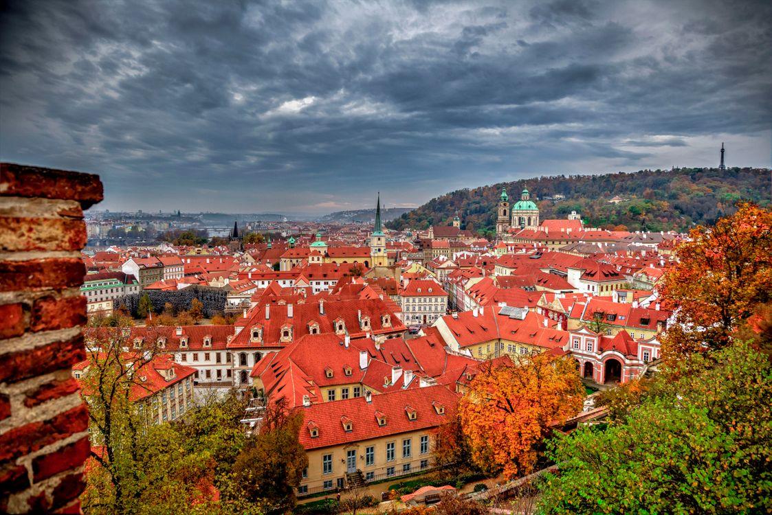 Обои Prague, Czech Republic, Прага, Чехия картинки на телефон
